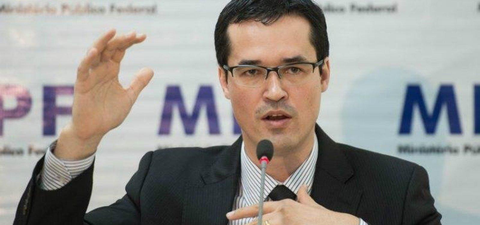 Deltan se recusa a concorrer a promoção para continuar na Lava Jato em Curitiba