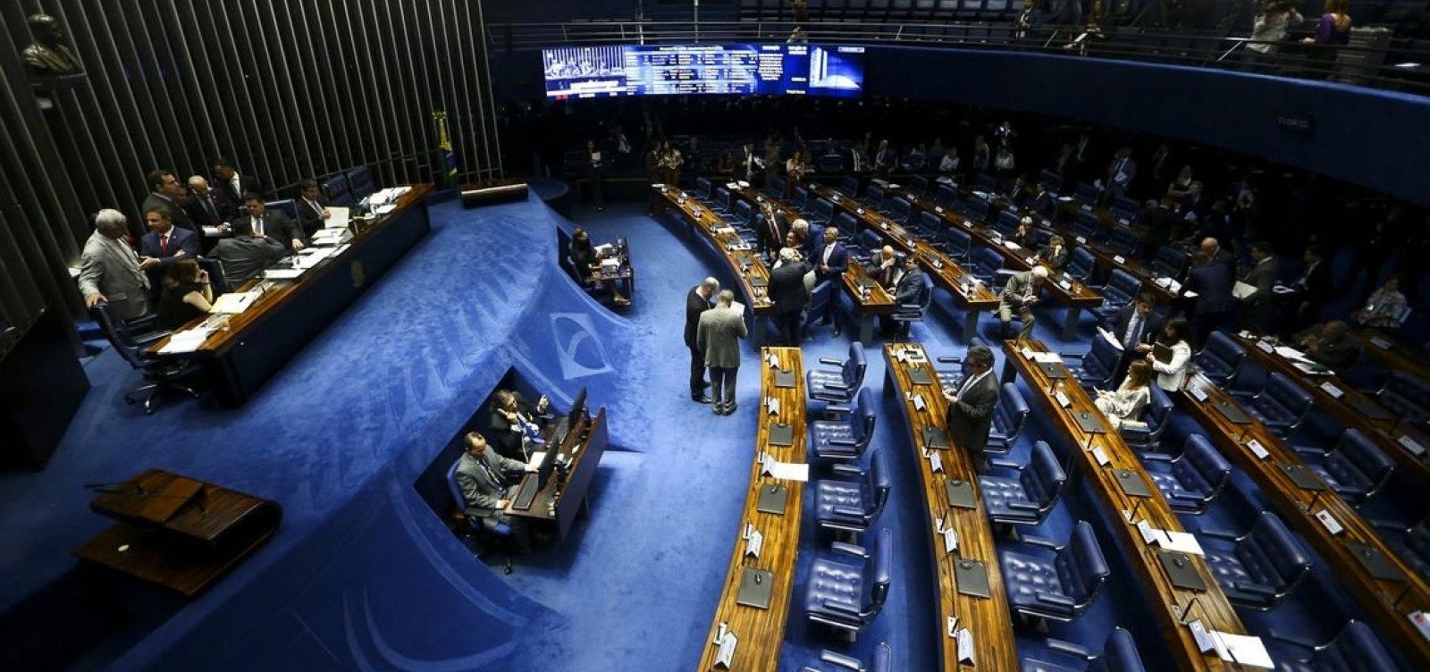 Reforma da Previdência: Senado vota proposta em segundo turno nesta terça