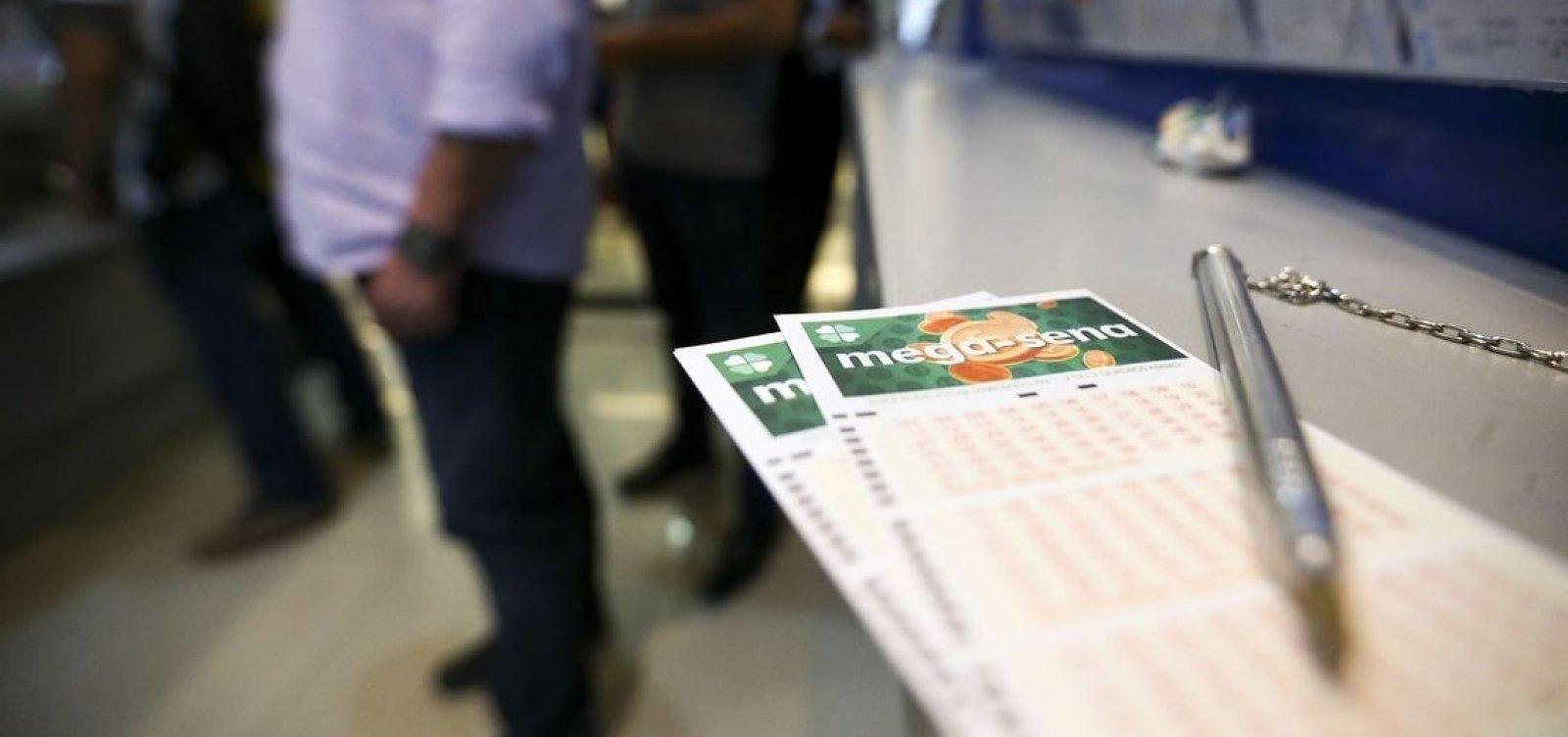Mega-Sena sorteia hoje prêmio de R$ 21,5 milhões