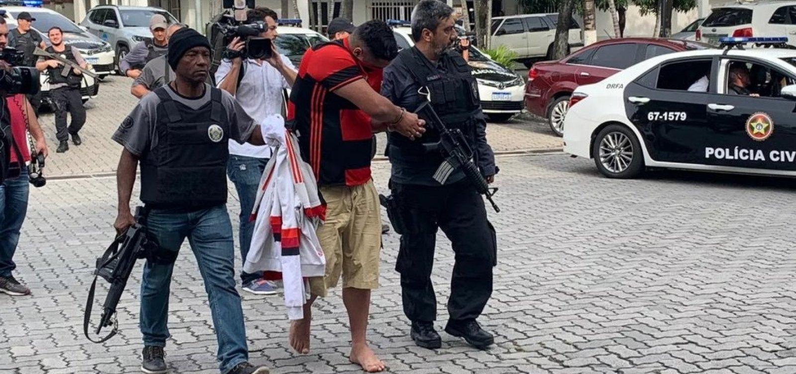 Polícia prende 16 suspeitos que planejavam invadir o Maracanã durante semifinal da Libertadores