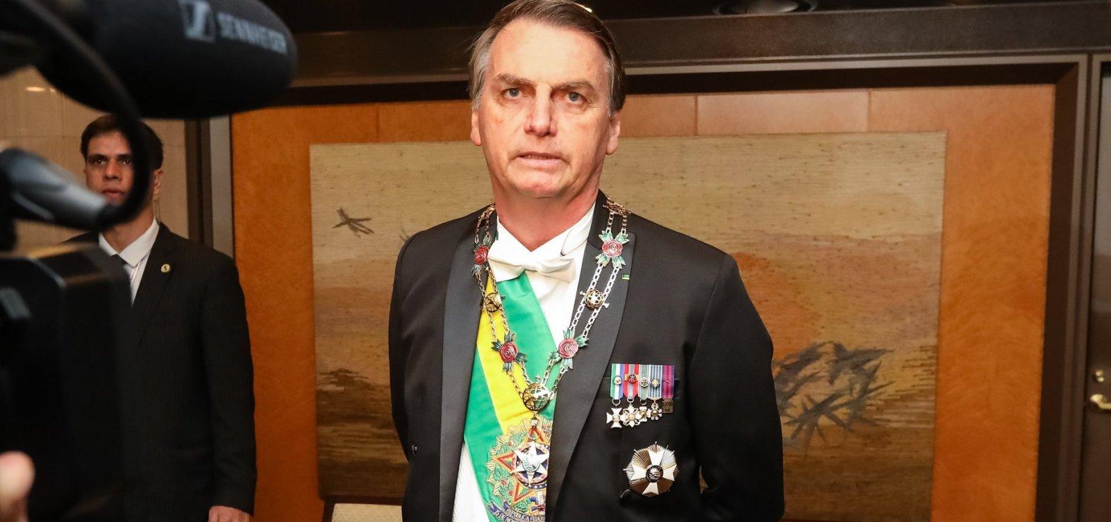 Bolsonaro tem novo nome para embaixada caso Eduardo desista do cargo