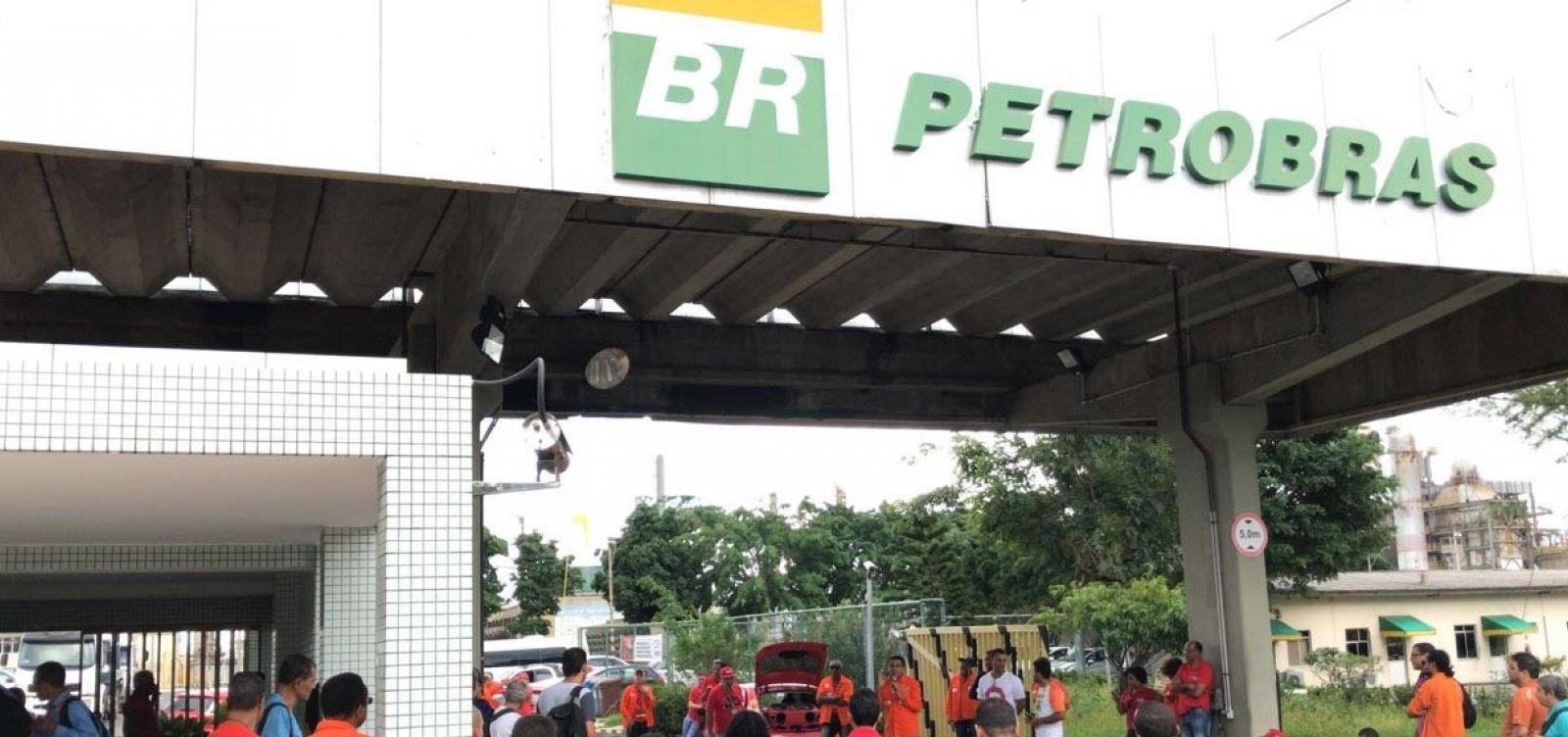 Trabalhadores da Petrobras anunciam greve nacional a partir de sábado