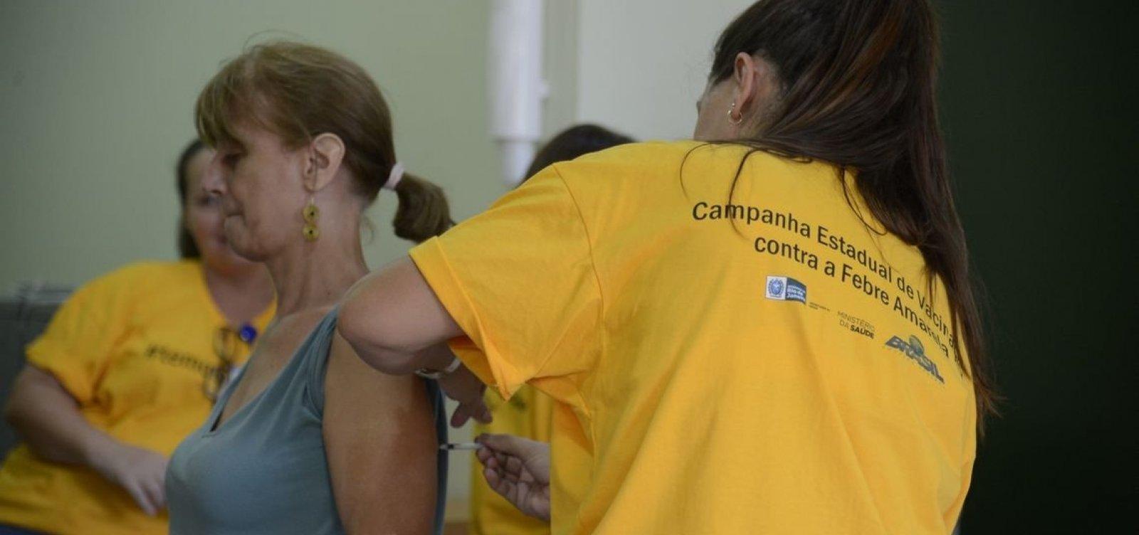 Fiocruz retoma exportação de vacinas contra febre amarela