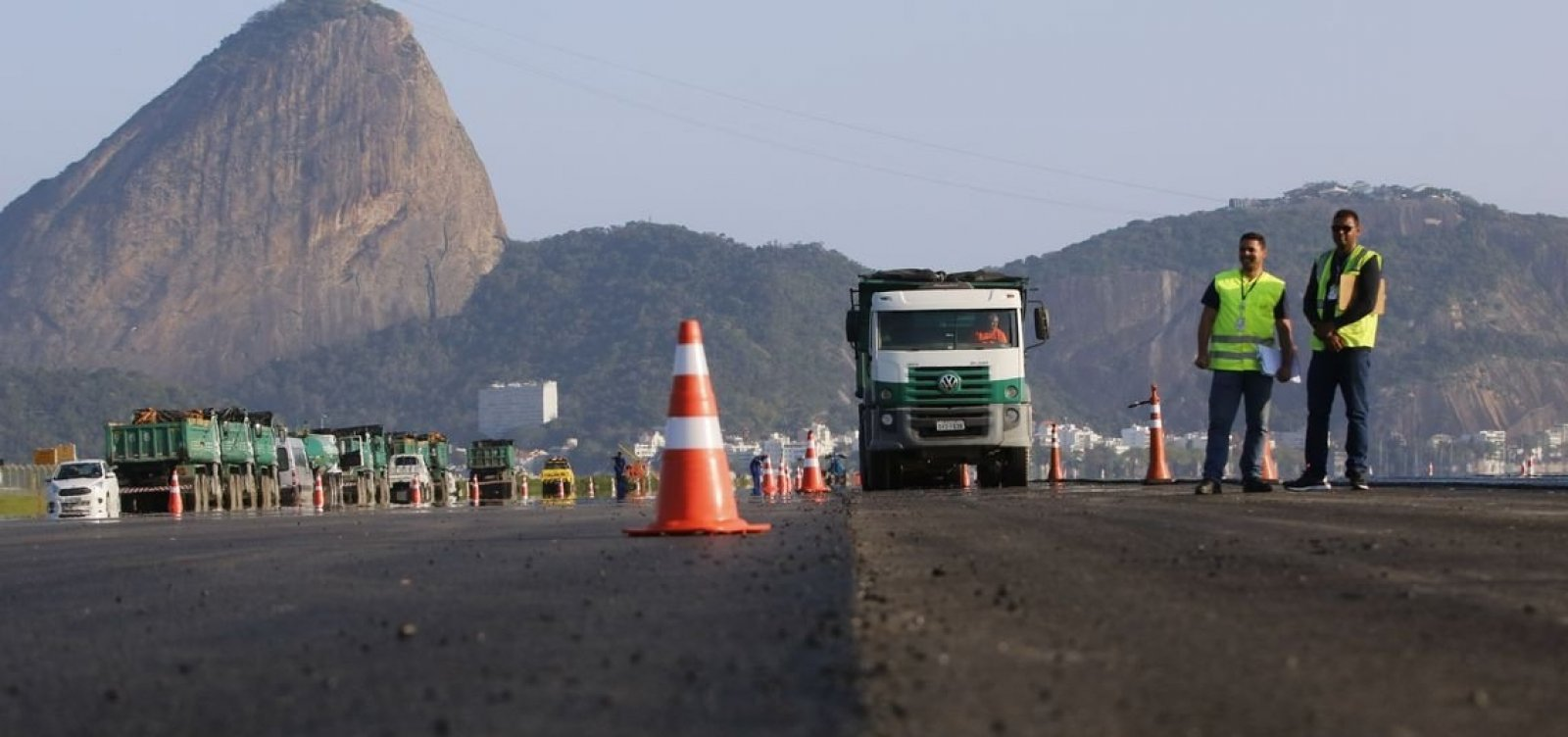 Falta de concorrência piora qualidade do asfalto no país, diz CNT