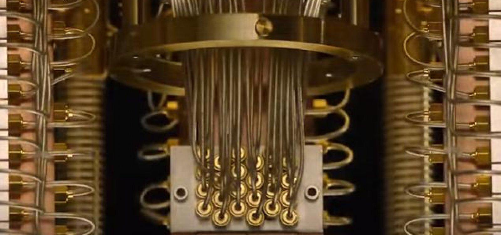 Google anuncia fabricação de primeiro computador quântico útil da história