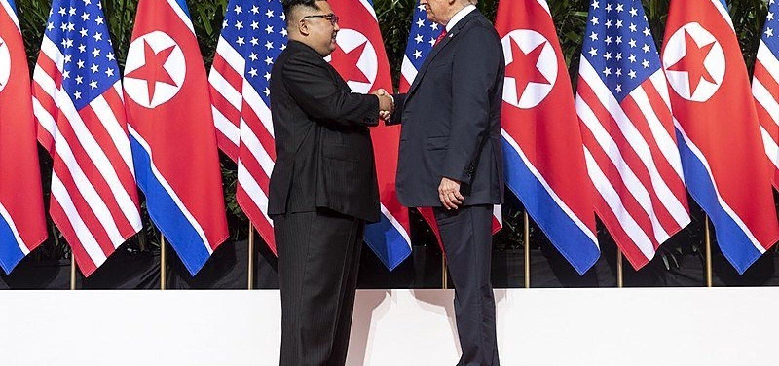 Suécia ajuda Coreia do Norte e EUA a retomarem diplomacia nuclear