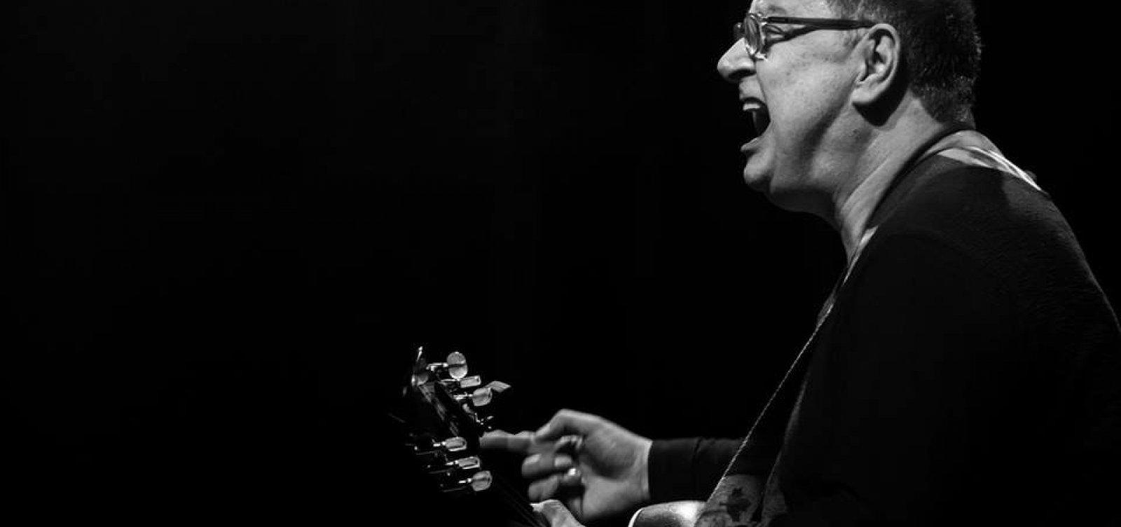 Cantor e compositor Walter Franco morre aos 74 anos