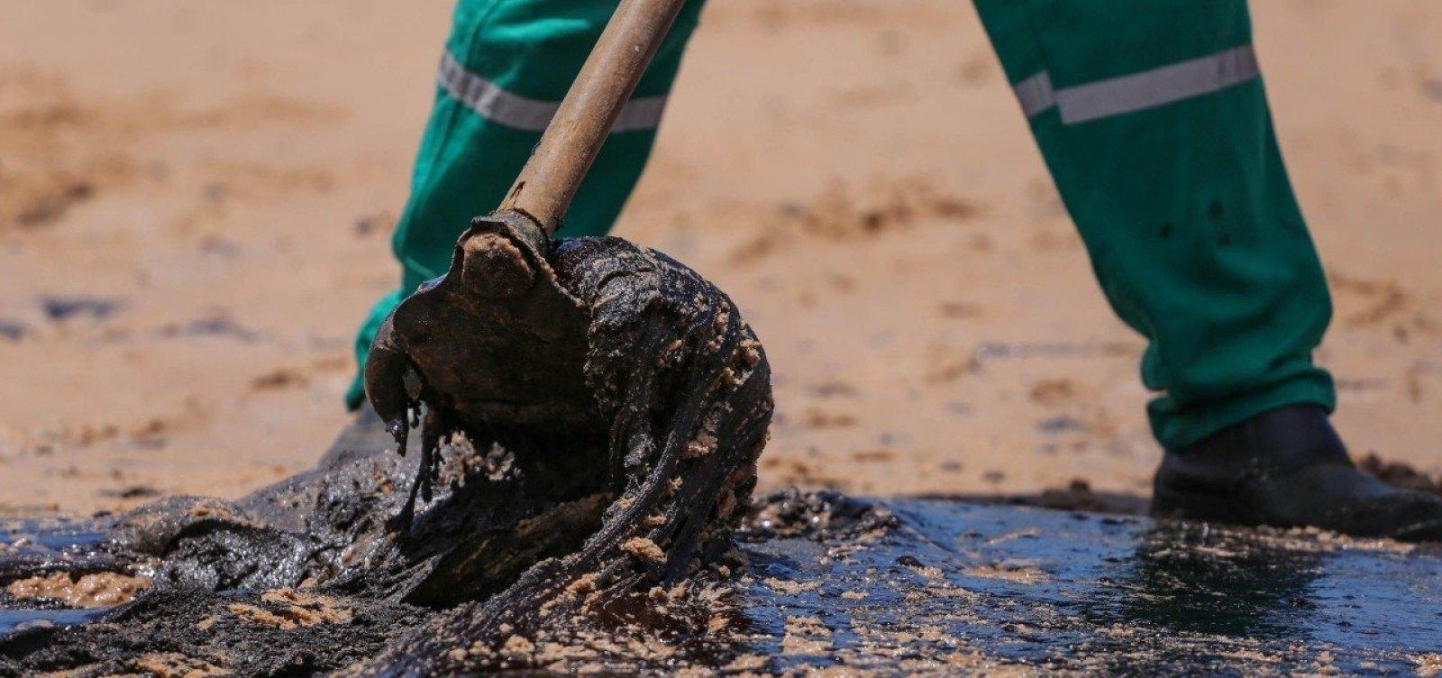 Cerca de 16 mil pescadores foram afetados por manchas de óleo, estima Bahia Pesca
