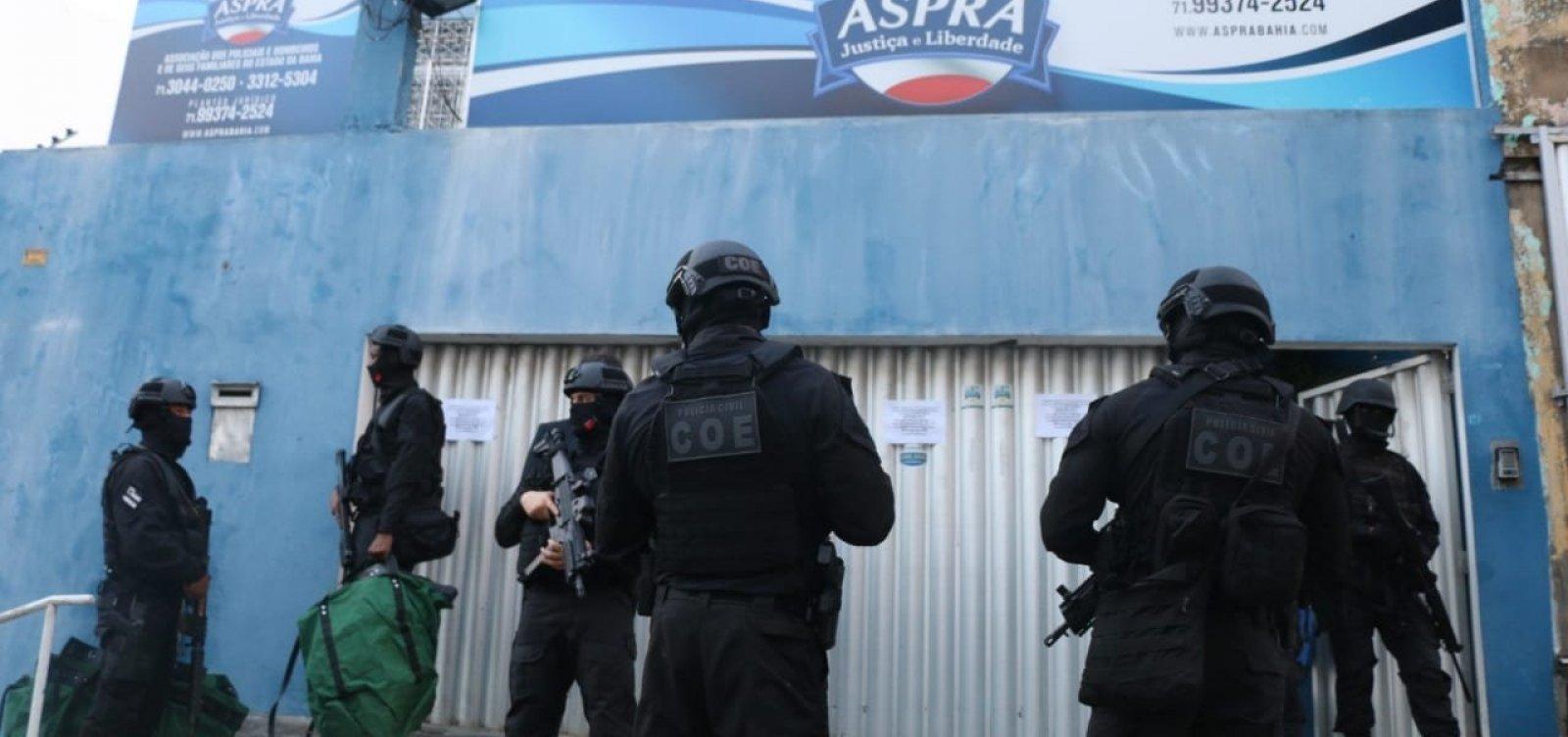TJ-BA determina reabertura das sedes da Aspra, mas proíbe greve
