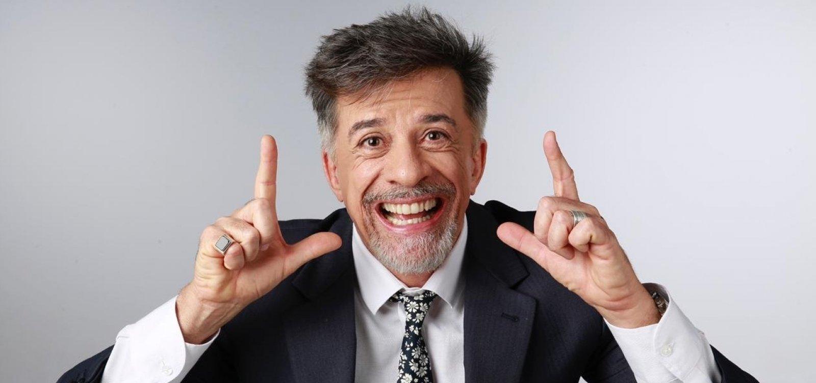 Fernando Guerreiro é o convidado do 'CinePapo – Inquietações Contemporâneas', que reestreia hoje