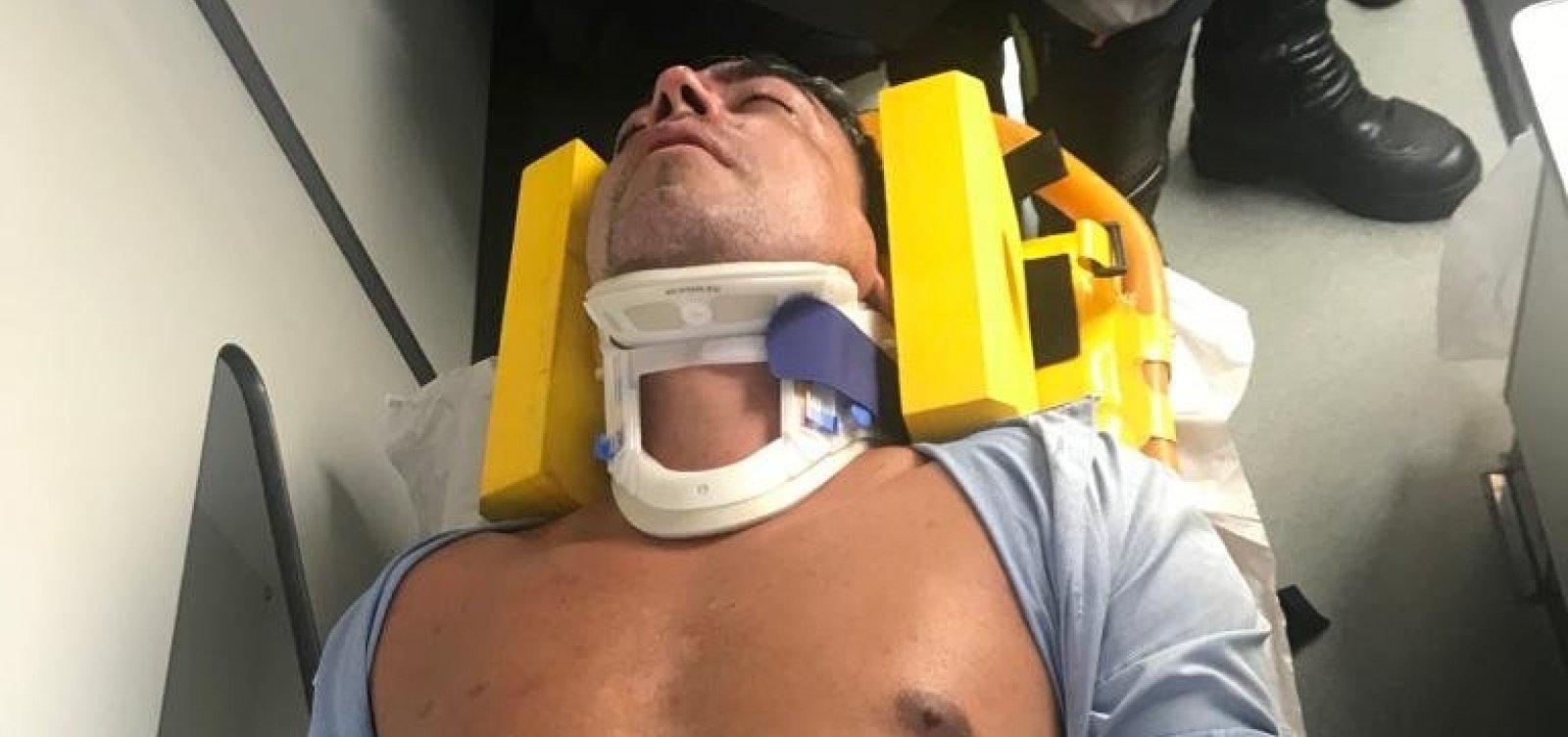 Salário de assessor que acusa Marcell de agressão quase dobrou em seis meses