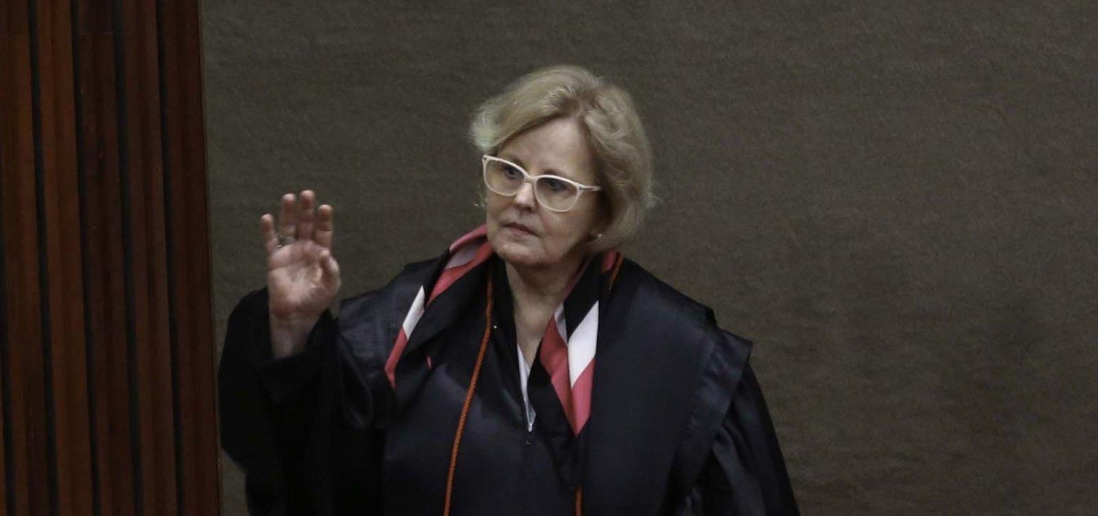 Rosa Weber muda de posição e vota contra prisão após segunda instância