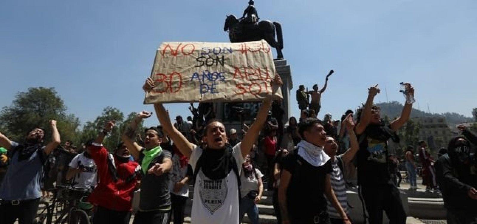 ONU anuncia envio de missão de direitos humanos ao Chile