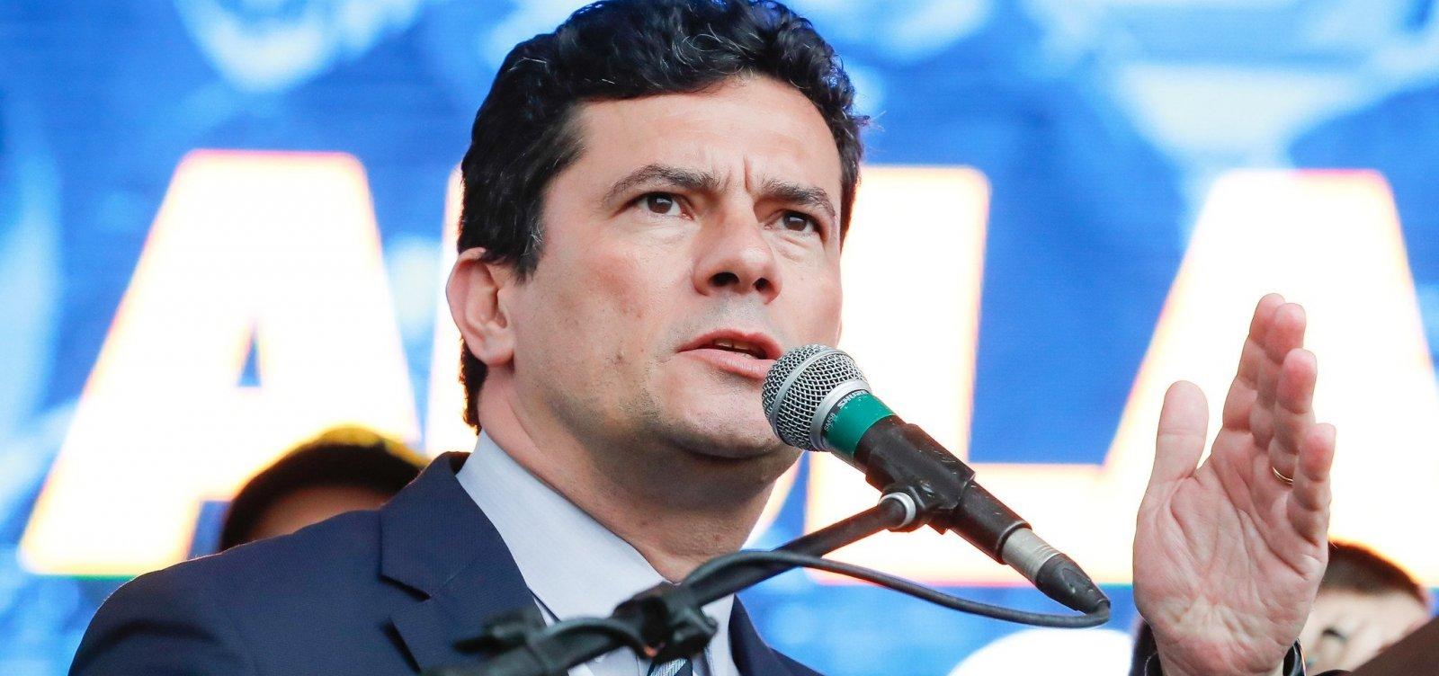 STF julga suspeição de Moro na segunda quinzena de novembro