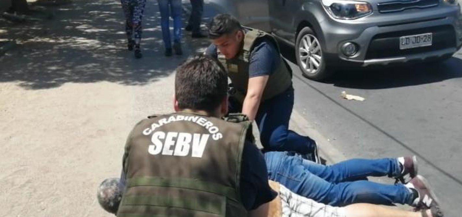 Justiça do Chile investiga policiais que 'crucificaram' manifestantes em antena