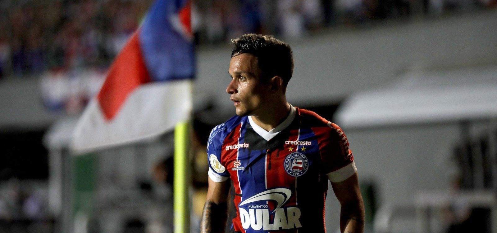 Artur Victor, do Bahia, é convocado pela seleção olímpica