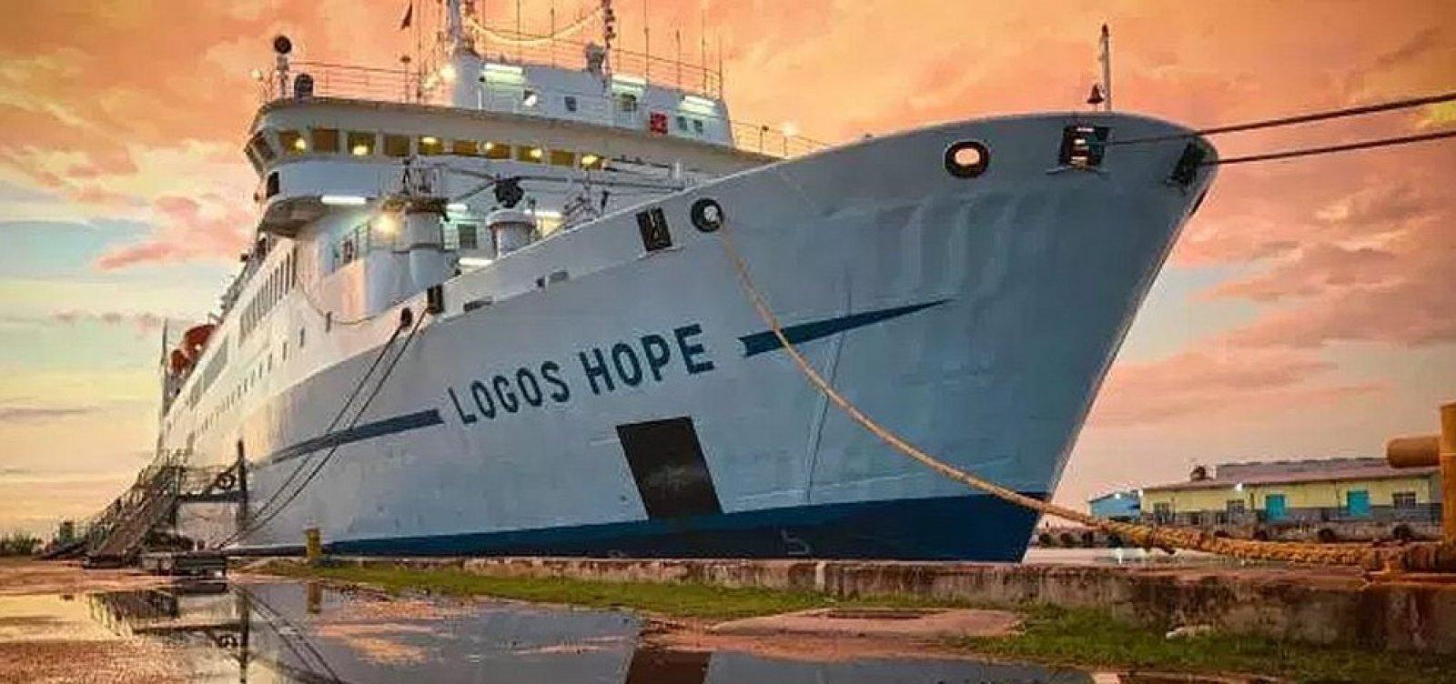 MP-BA investiga dona de navio que diz que 'Salvador acredita em demônios'