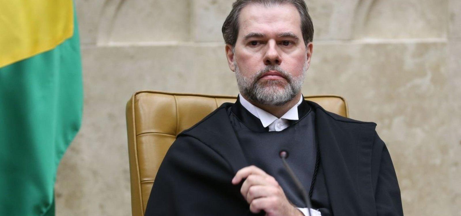 Após decisão de Toffoli, ao menos 700 investigações são paralisadas