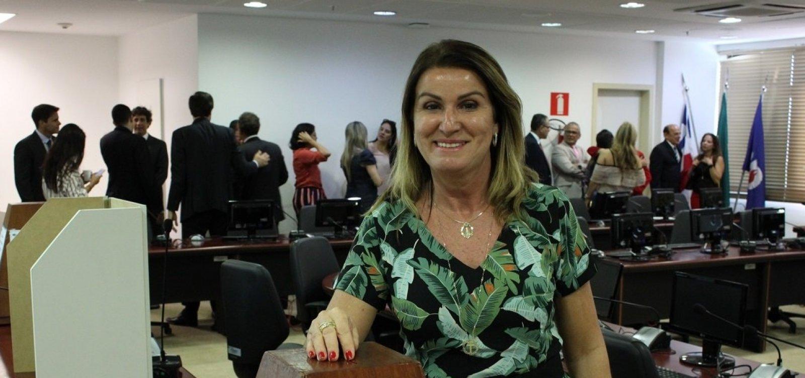 Ediene Lousado é a mais votada em eleição para indicação ao CNMP