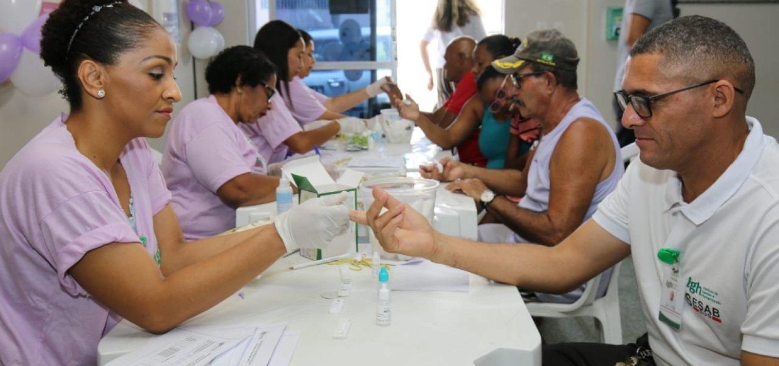 Bahia registra mais de 34 mil novos casos de sífilis 2015 e 2019