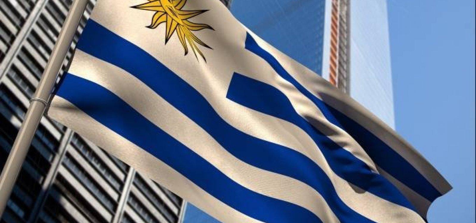 Uruguaios votam hoje novo presidente do país e referendo 'Viver sem Medo'