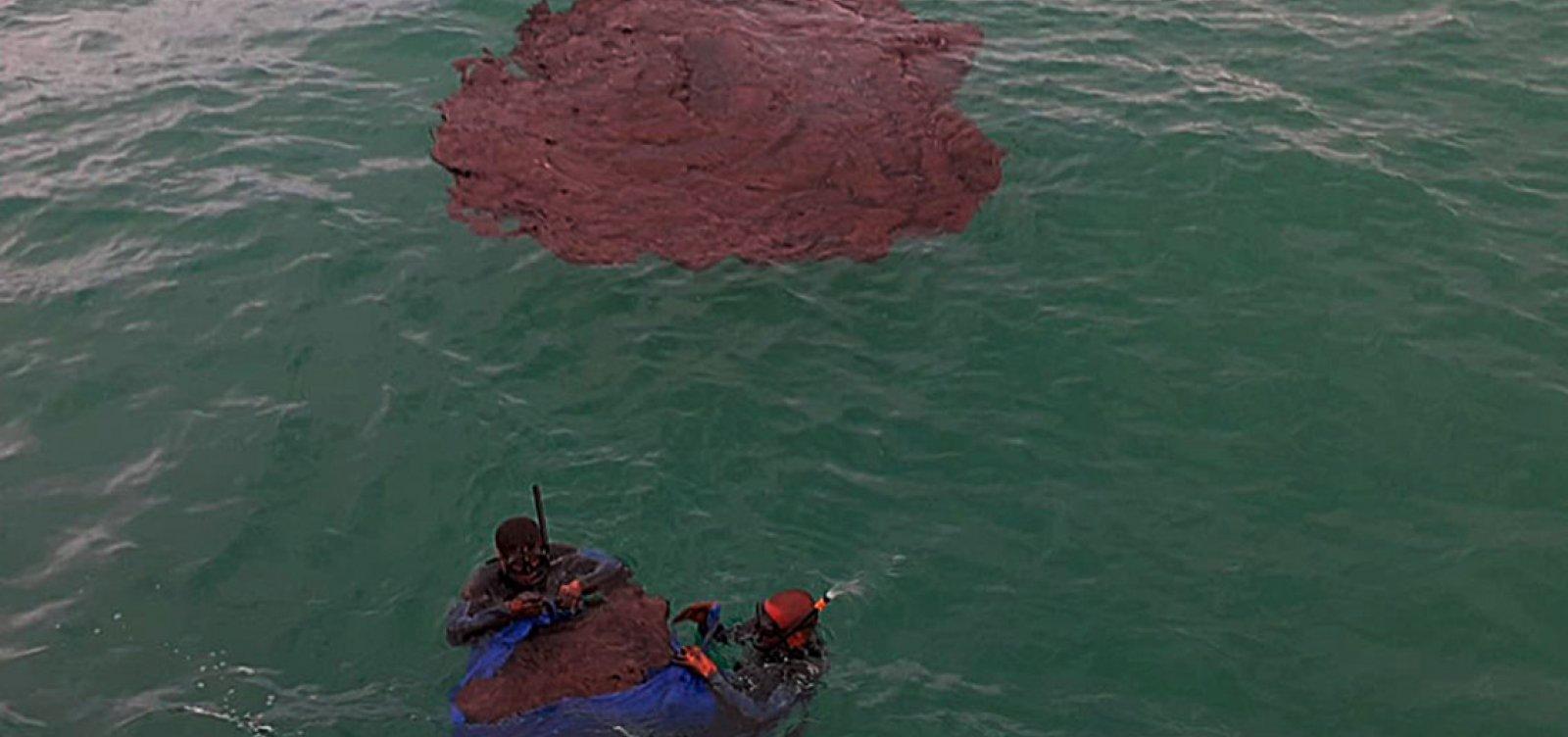 Óleo encontrado no Nordeste tem origem venezuelana, diz Petrobras