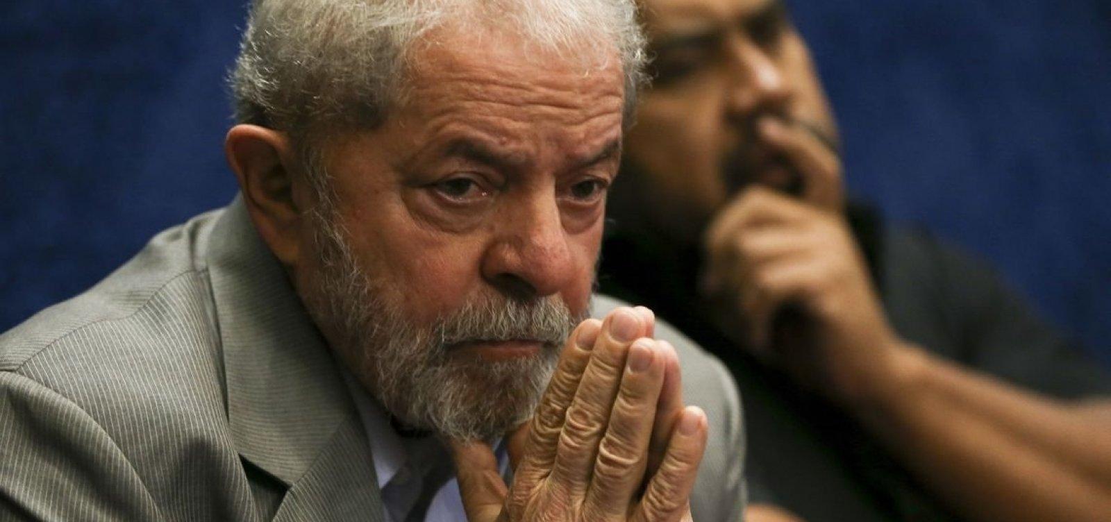 Contra oPT, Luladefendecandidaturas próprias nas eleições municipais