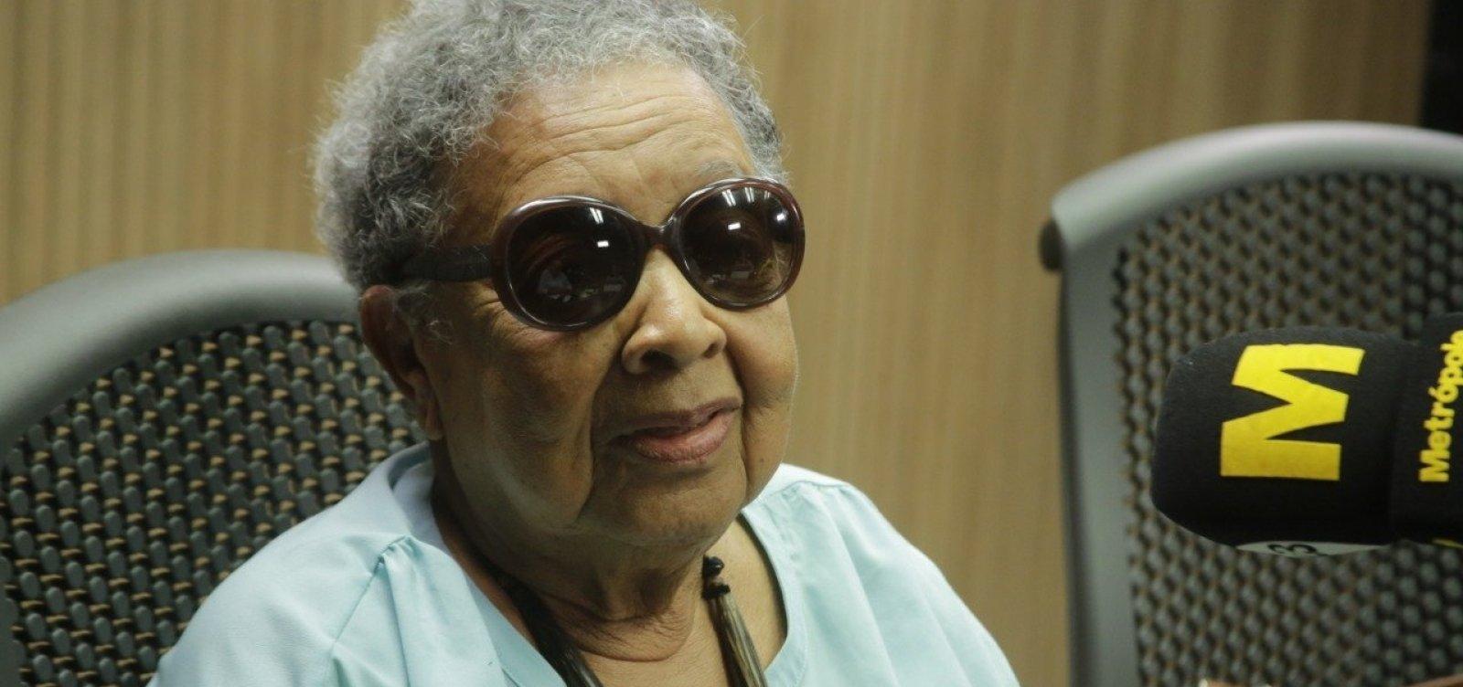 Maria Augusta Rosa Rocha relata implantação da 1ª iniciativa de educação sexual na Bahia