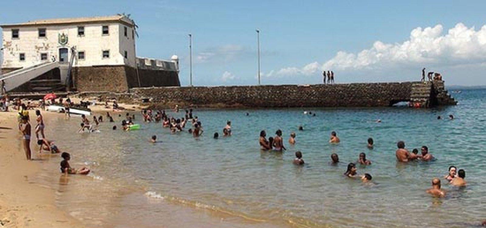 Briga entre facções deixa três pessoas feridas no Porto da Barra