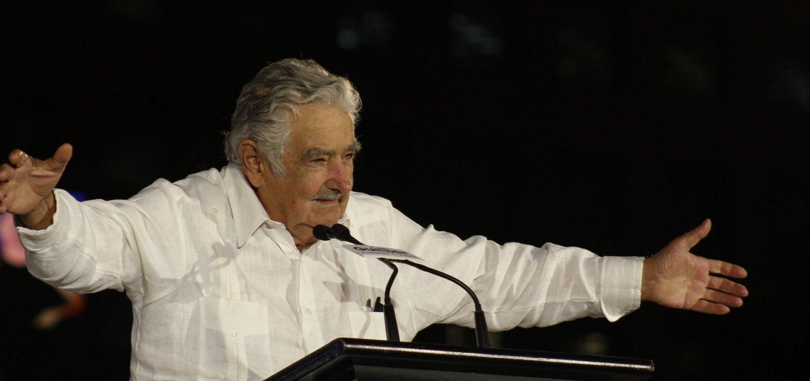 Ex-presidente do Uruguai, José Mujica é eleito senador