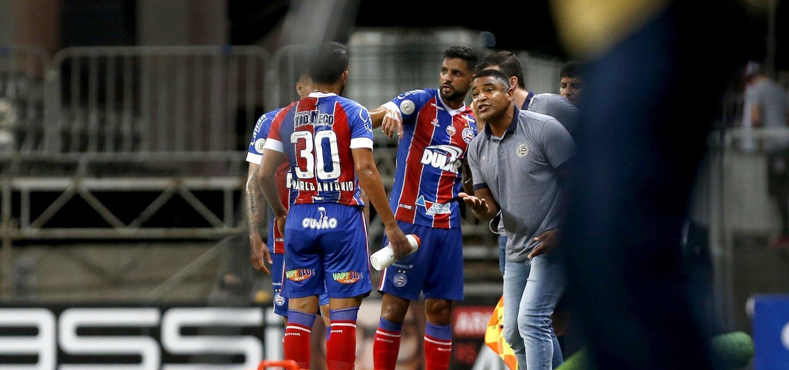 Bahia tem 17% de chances de se classificar para a Libertadores
