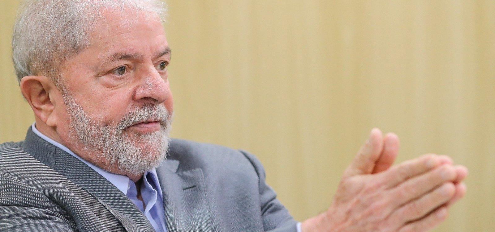 Recurso de Lula em tribunal da Lava Jato andou mais rápido que 85% dos casos