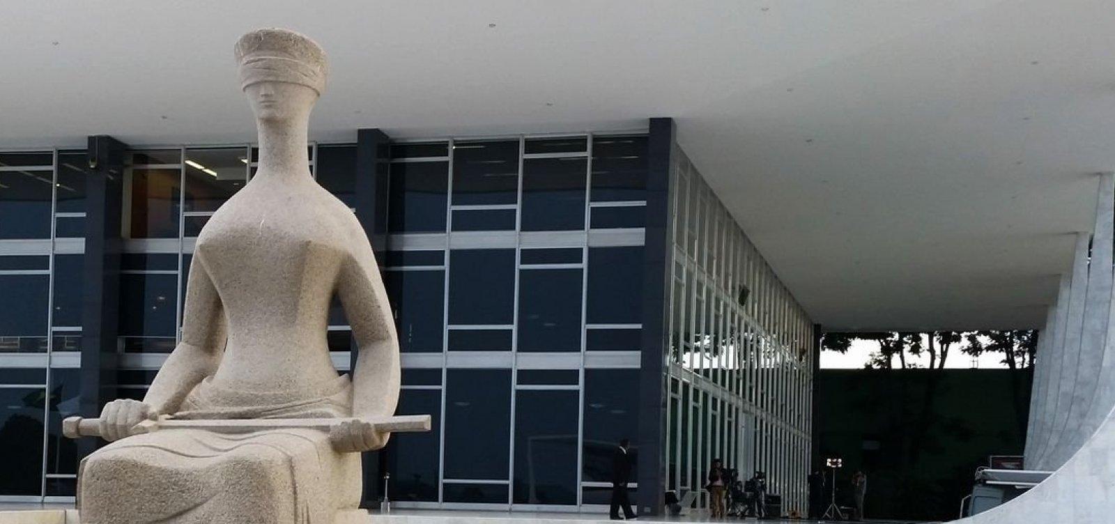 STF confirma que julgamento sobre prisão em 2ª instância será retomado dia 7 de novembro