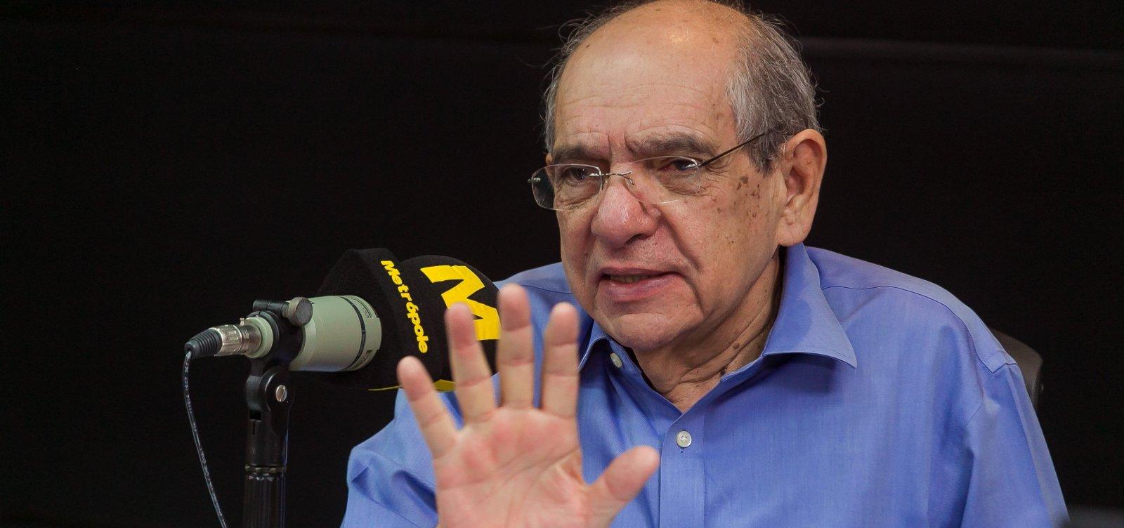 'Sinto tristeza em ver o nosso país chegar tão baixo', diz MK sobre vídeo de Bolsonaro; ouça