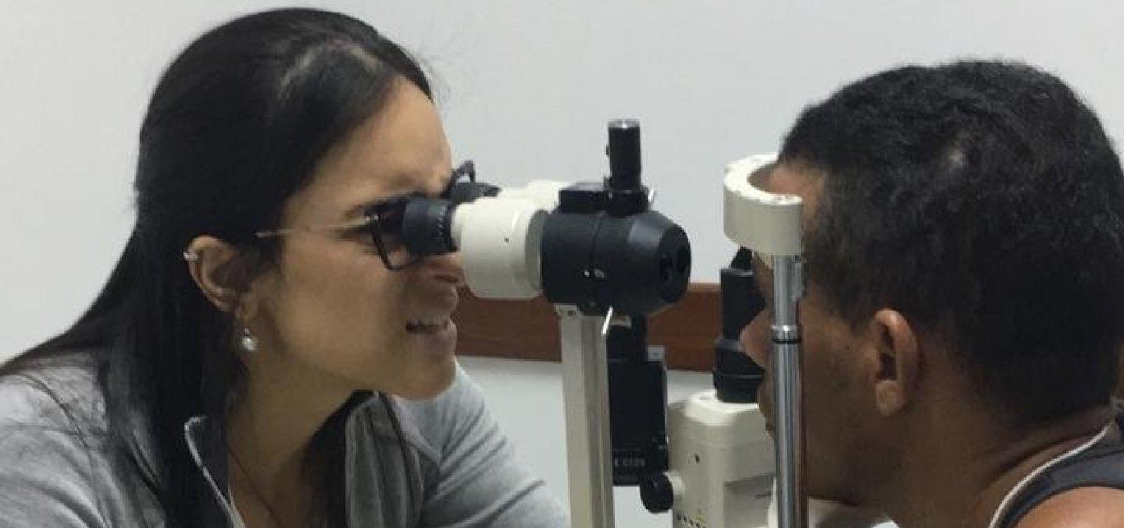 Salvador sedia mutirão gratuito de prevenção a glaucoma e catarata no domingo