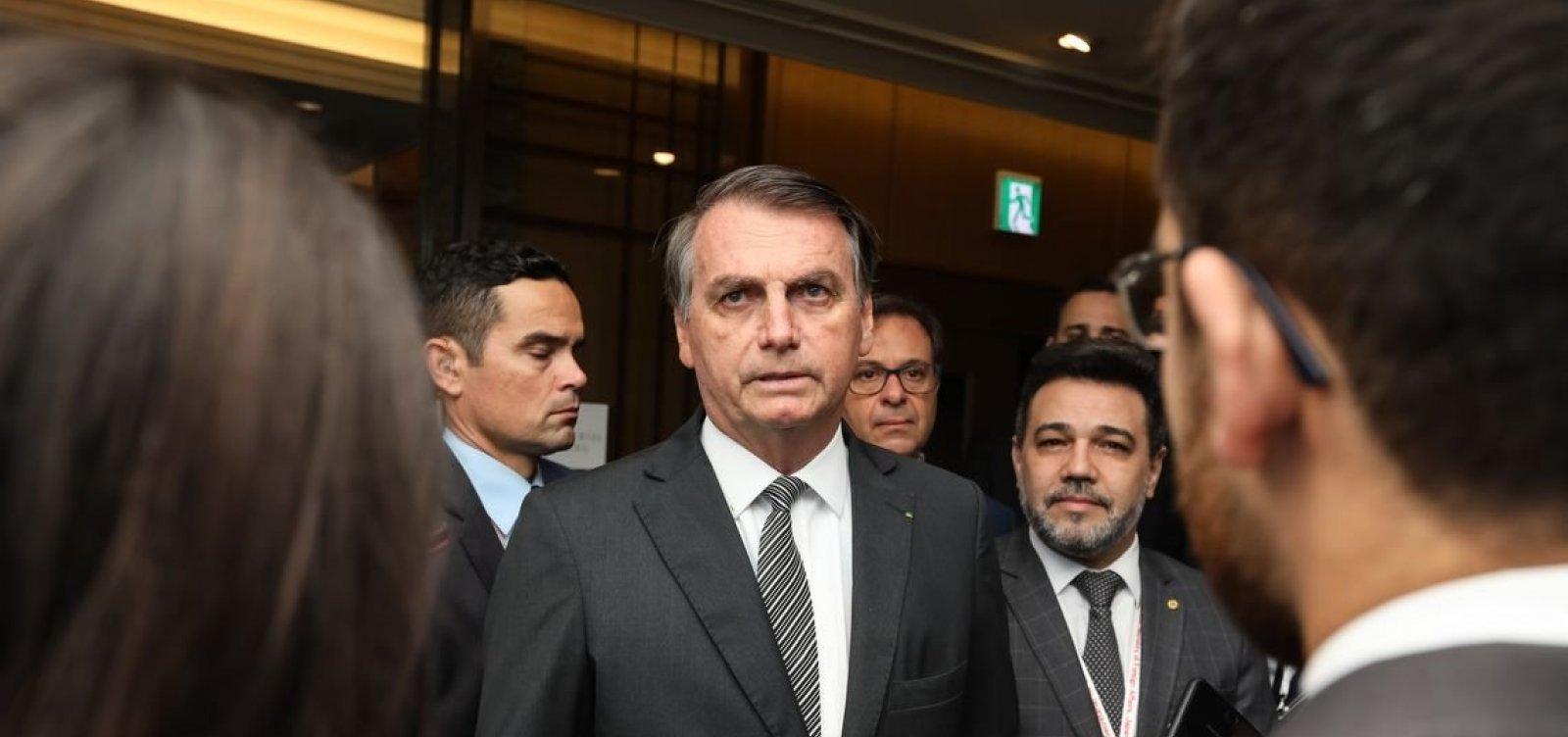 Bolsonaro pede desculpas ao STF e diz que vídeo com leão e hienas foi 'erro'