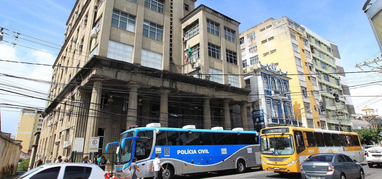 Sistema de registro de ocorrência policial passará por manutenção