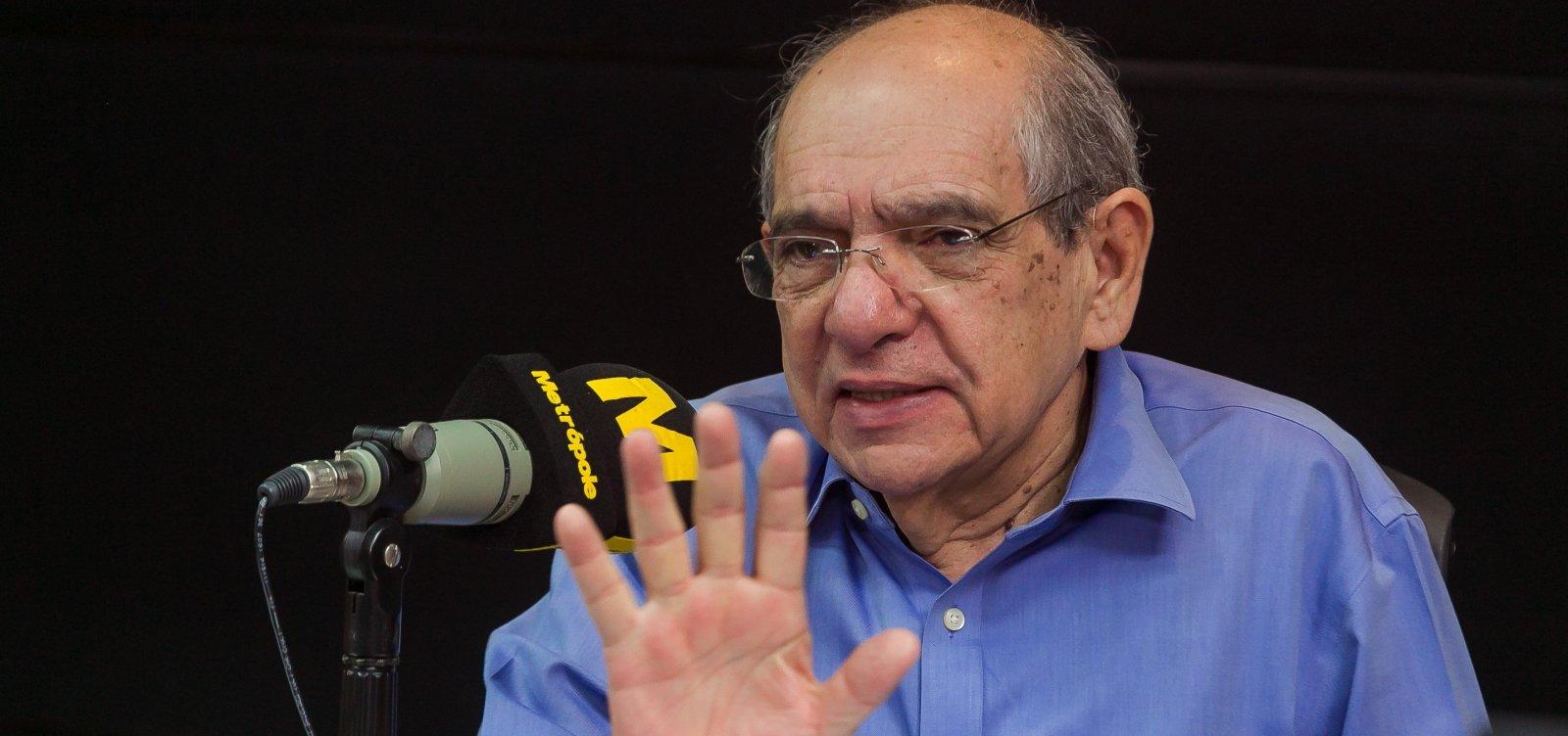 Momento é 'extremamente complicado', diz MK após matéria do JN e reação de Bolsonaro; ouça