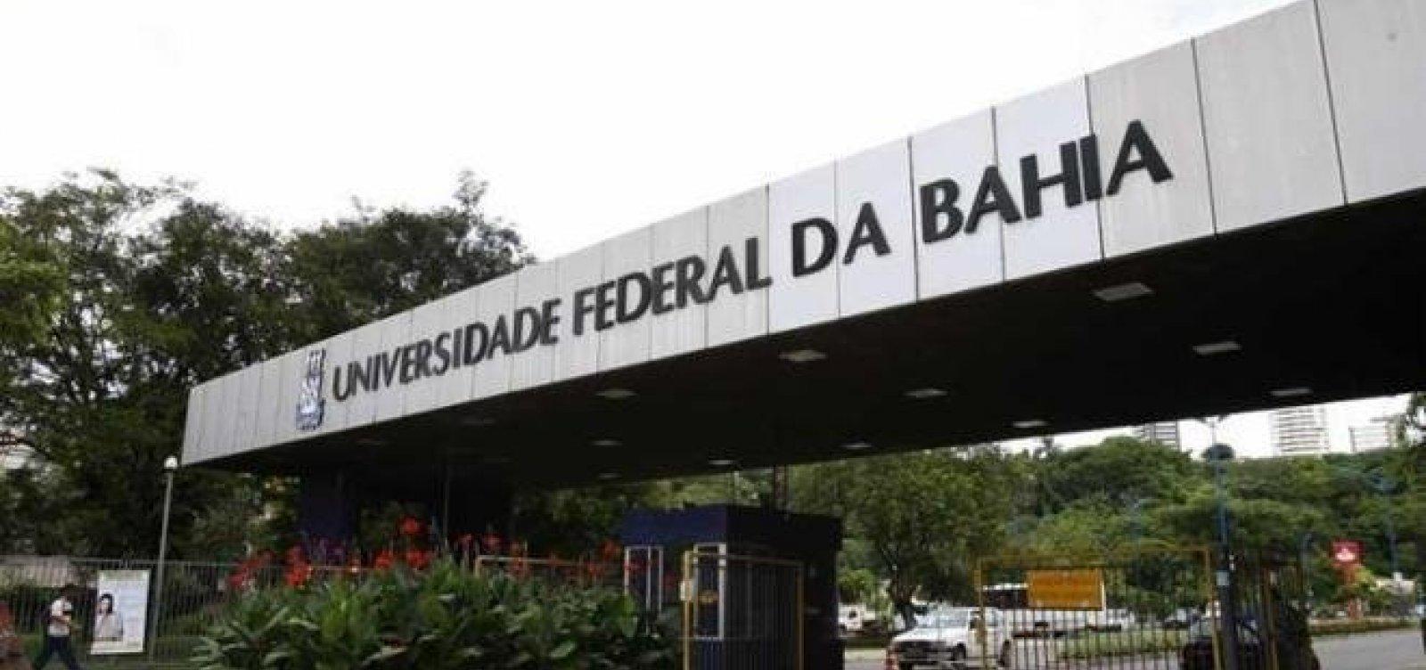 Após Ufba rejeitar 'Future-se', reitor diz que programa é 'descompromisso' com financiamento das universidades