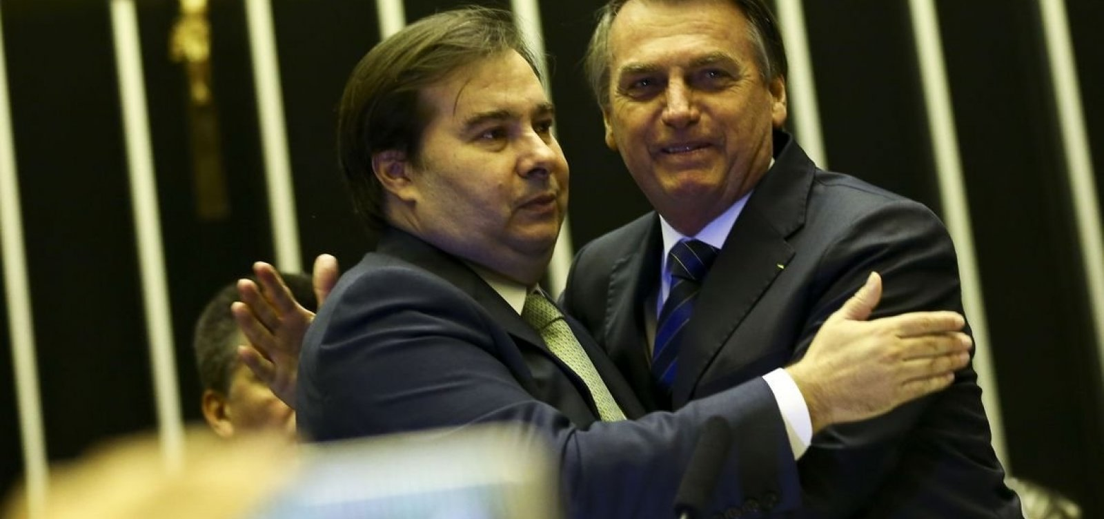 Maia critica vídeo de hienas publicado por Bolsonaro: 'Agressivo e desnecessário'