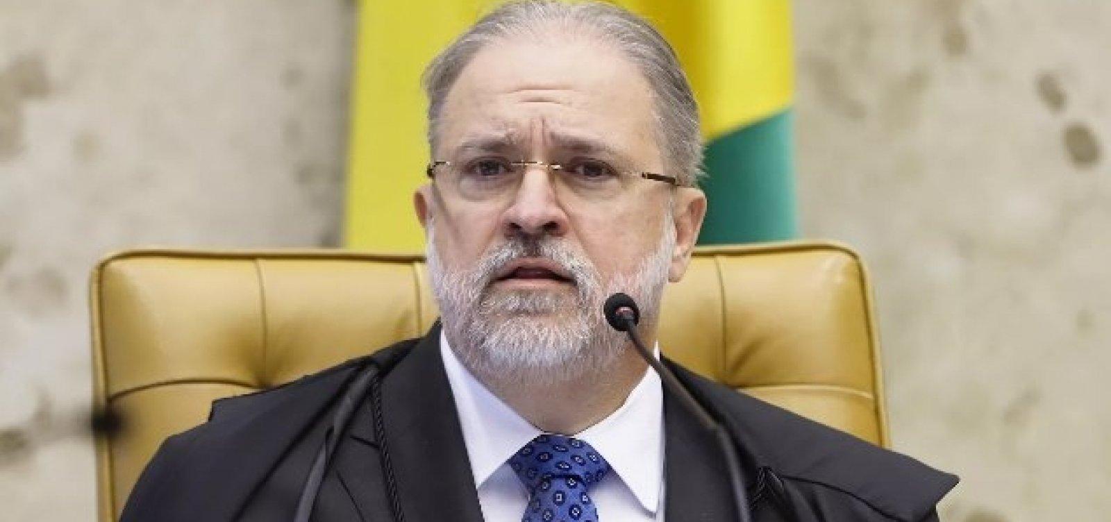 Aras diz que decisão sobre federalização do caso Marielle compete ao STJ
