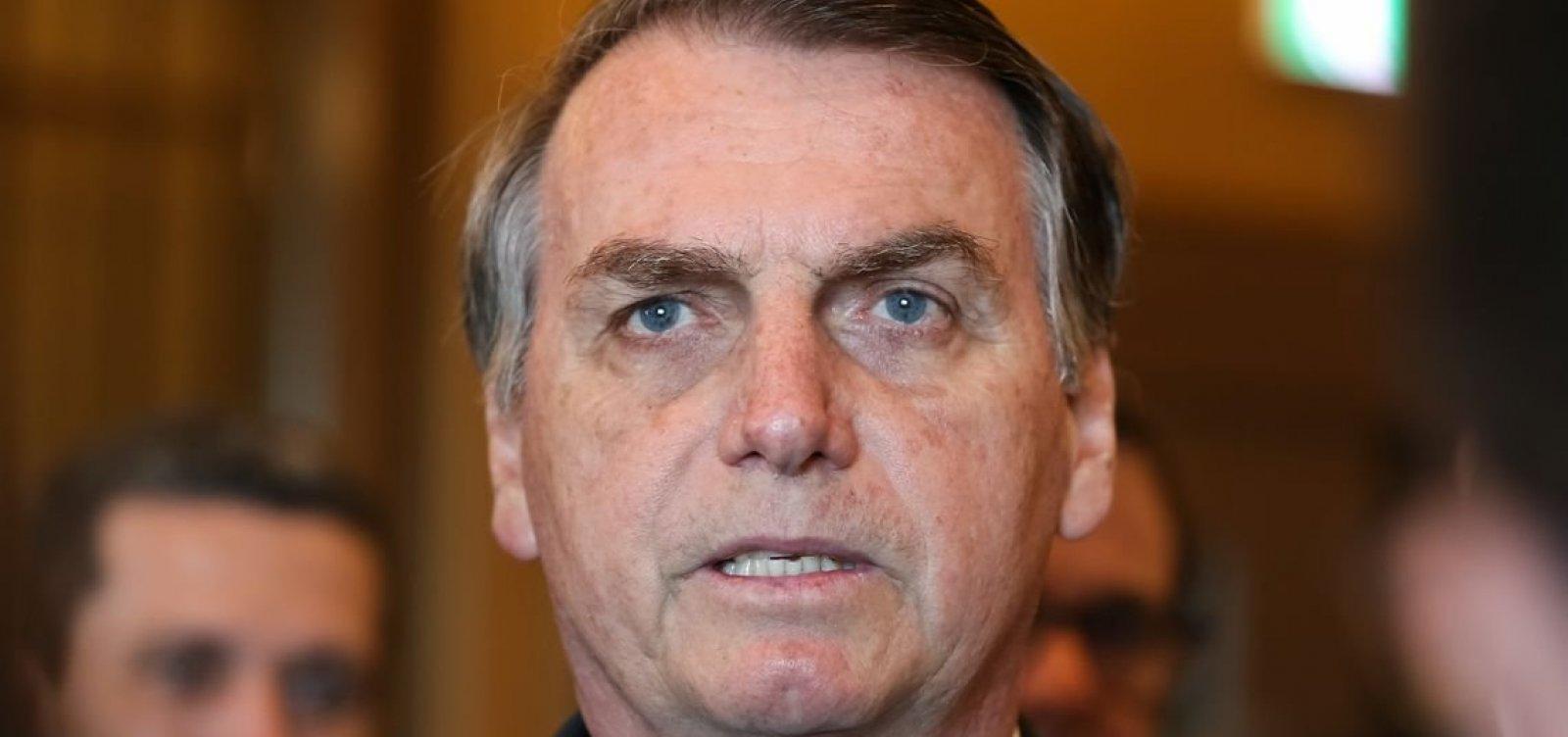 Bolsonaro diz que porteiro é quem menos tem culpa por citação no caso Marielle