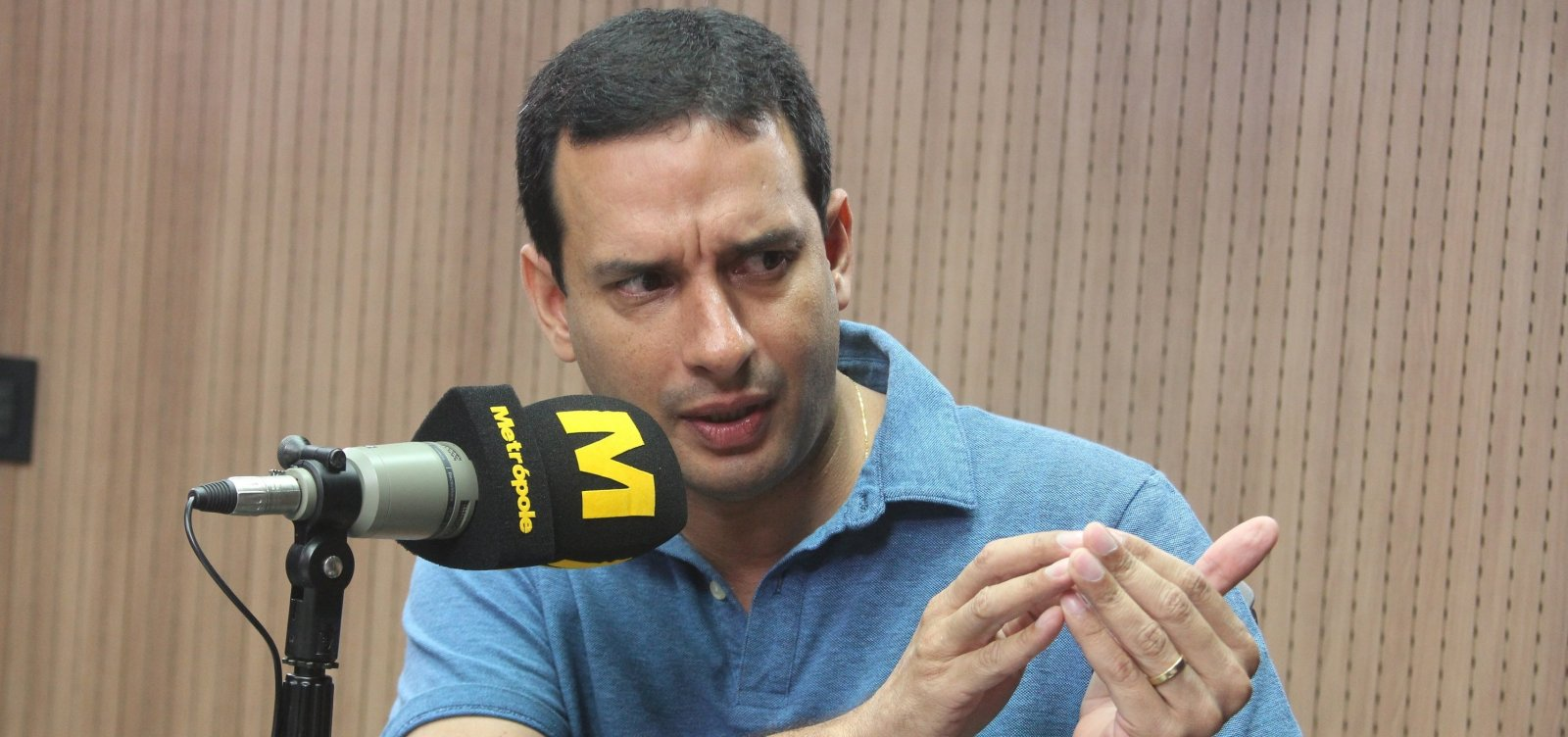 Léo Prates acerta troca do DEM pelo PDT