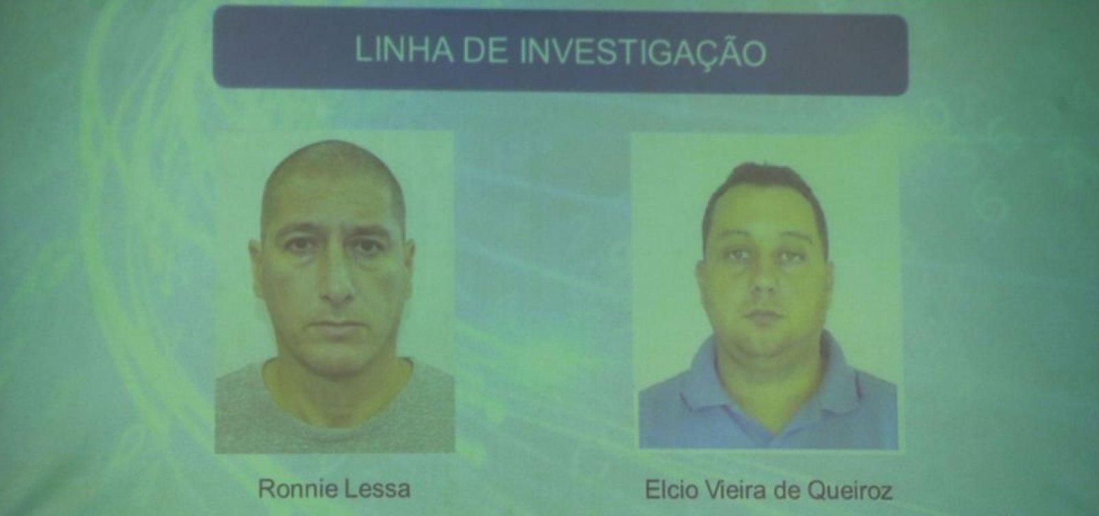 Suspeito de matar Marielle desmente versão dada por porteiro de condomínio de Bolsonaro