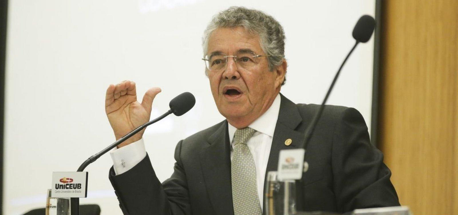 'Estão solapando a democracia', diz Marco Aurélio sobre fala de Eduardo