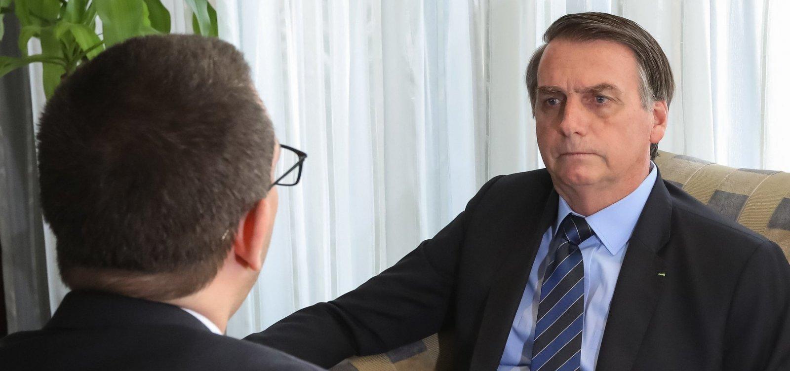 Presidente lamenta fala de Eduardo sobre AI-5