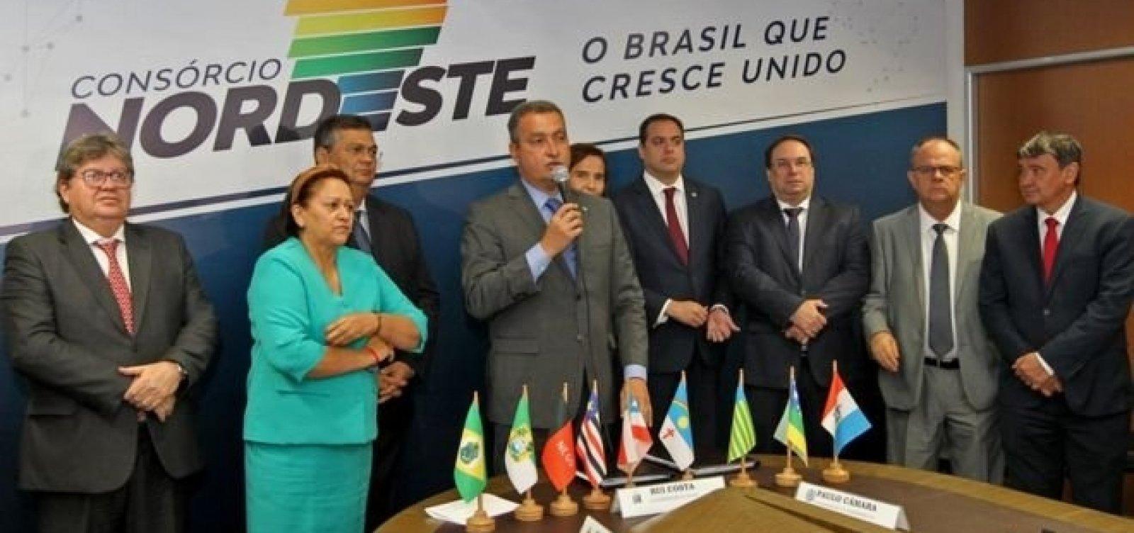 Governadores do Nordeste repudiam declaração sobre retorno do AI-5: 'Ditadura nunca mais'