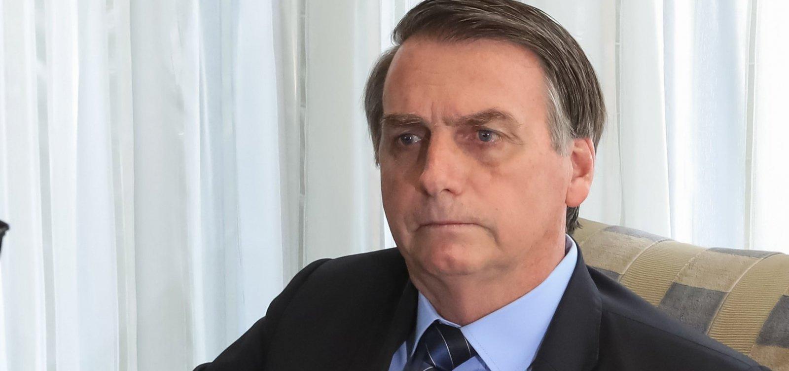 Bolsonaro diz que não irá à posse de Fernández, na Argentina, e nega retaliação