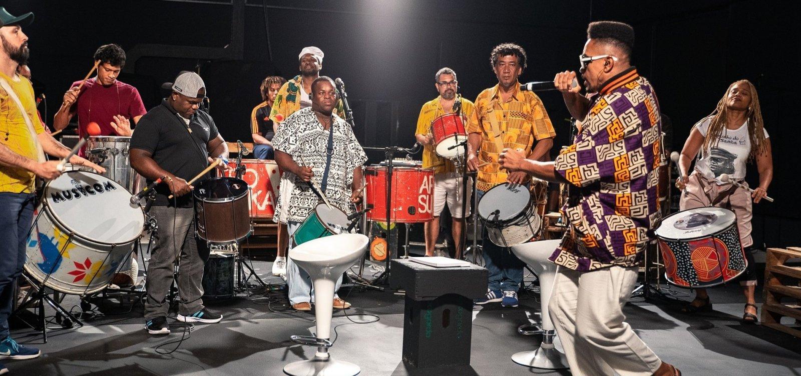 Rádio Metrópole promove Tributo ao Samba-Reggae no dia dedicado ao ritmo