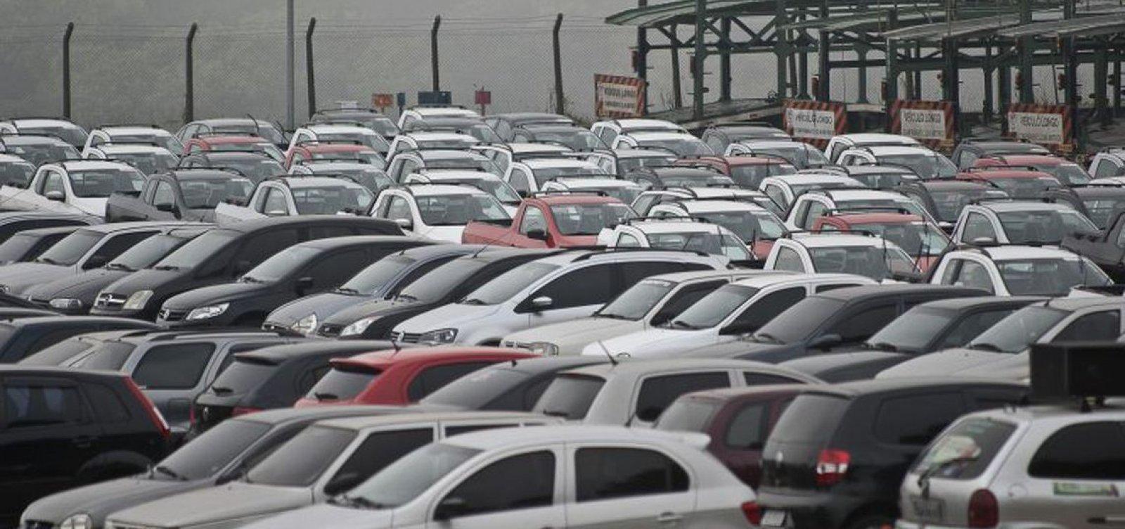 Produção industrial cresce 0,3% de agosto para setembro, diz IBGE